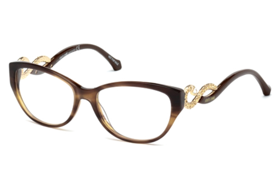 Roberto Cavalli RC0938 Eyeglasses in 047 Light Brown/Other