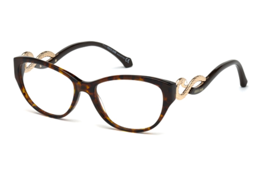 Roberto Cavalli RC0938 Eyeglasses in 052 Dark Havana
