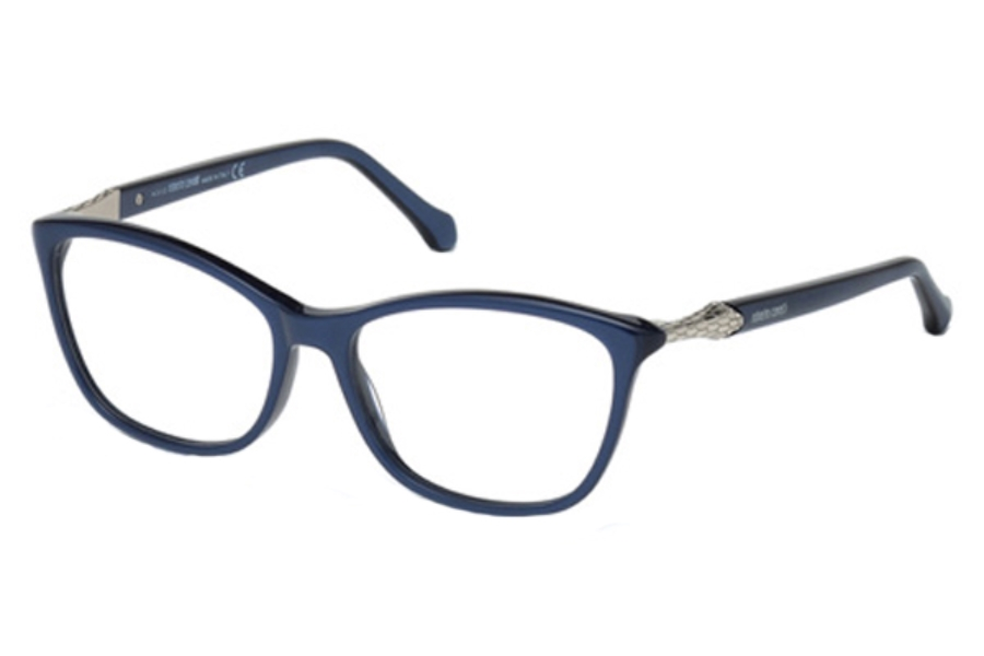 Roberto Cavalli RC0952 Sadalmelik Eyeglasses in 090 - Shiny Blue