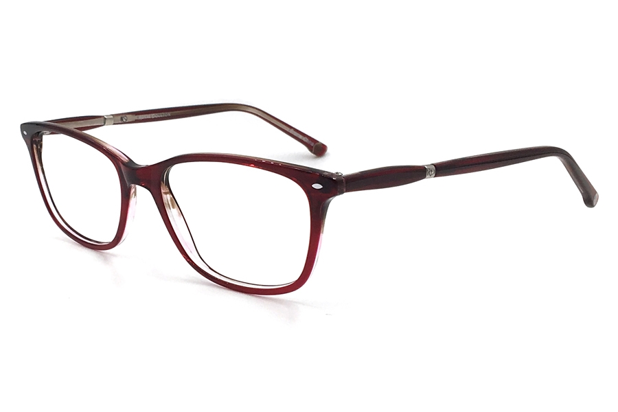 Royal Doulton RDF 253 Eyeglasses in Red Glass
