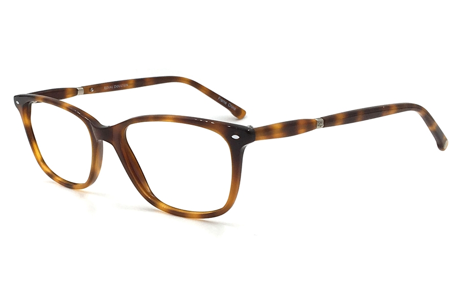 Royal Doulton RDF 253 Eyeglasses in Tortoise
