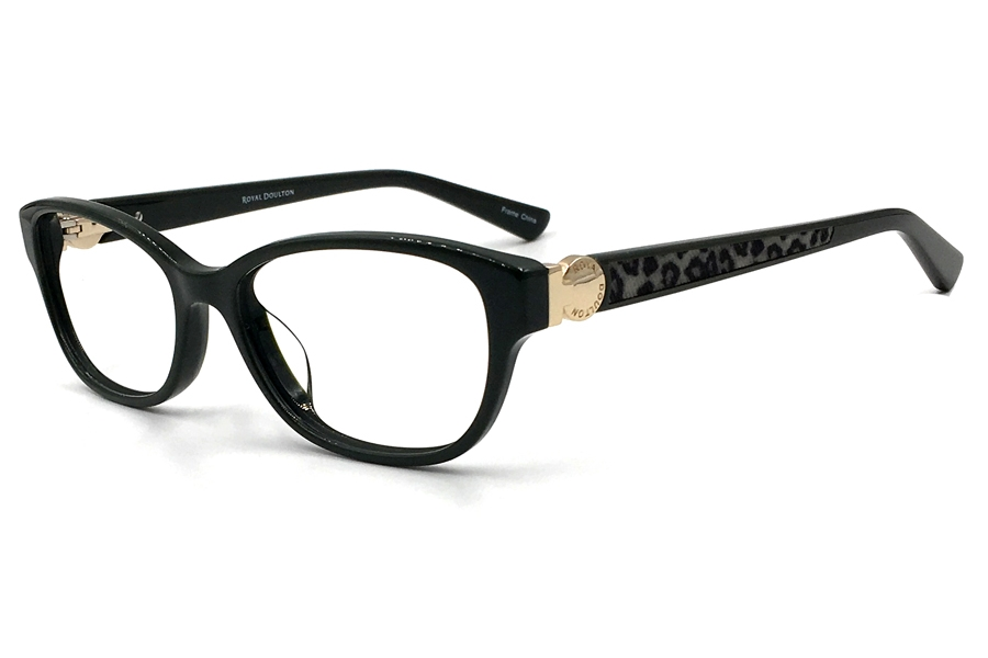 Royal Doulton RDF 263 Eyeglasses in Forest Leopard