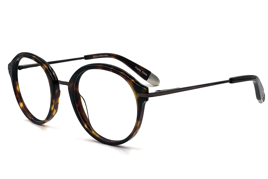 Royal Doulton RDF 270 Eyeglasses in Havana Bronze