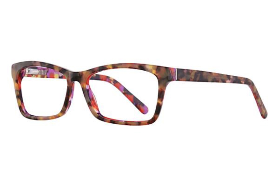 Romeo Gigli RG77013 Eyeglasses in Red/Tortoise