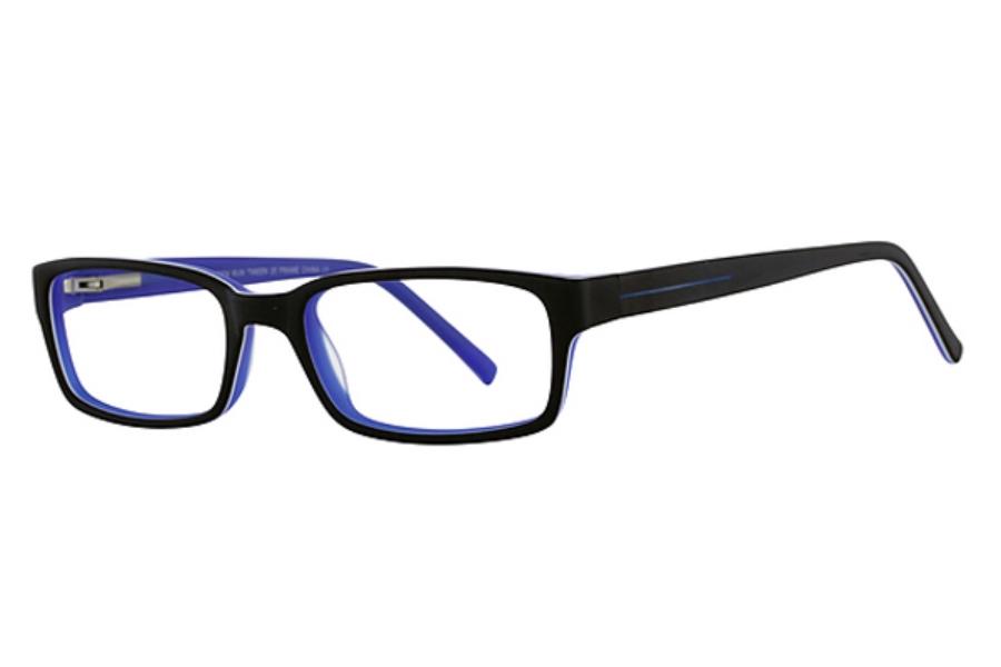 d1dd97e292ce Runway Tween RUN TWEEN25 Eyeglasses in Matt Blue ...