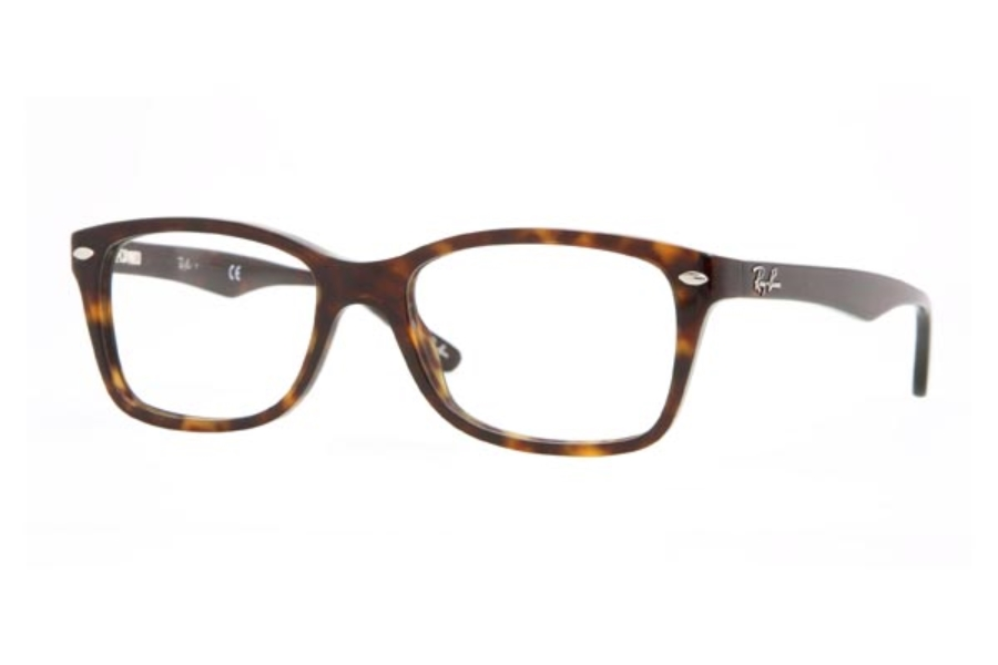 Ray-Ban RX 5228 Eyeglasses in 2012 Dark Havana