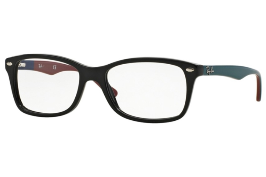 Ray-Ban RX 5228 Eyeglasses in 5544 Black