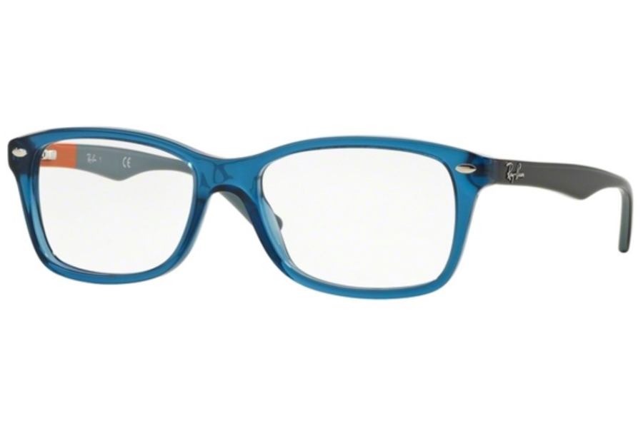 Ray-Ban RX 5228 Eyeglasses in 5547 Blue