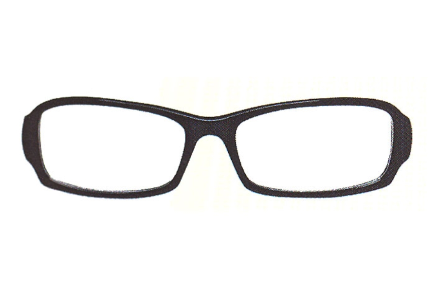 Roberto Cavalli RC0204 PIZIA Eyeglasses in (B5) SHINY BLACK