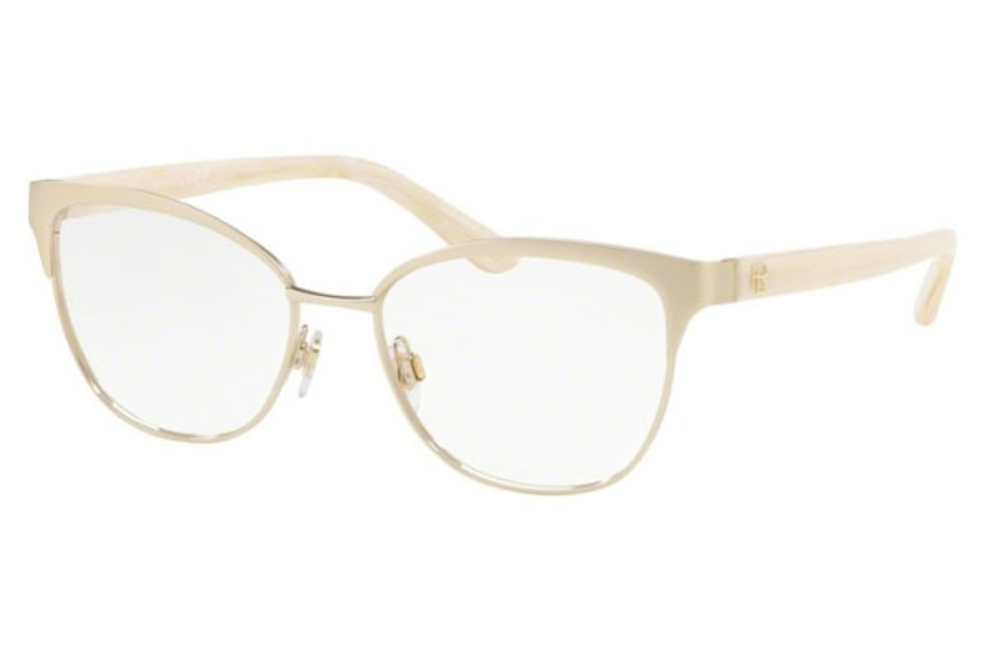 Ralph Lauren RL 5099 Eyeglasses in 9169 Light Shiny Gold (Discontinued)