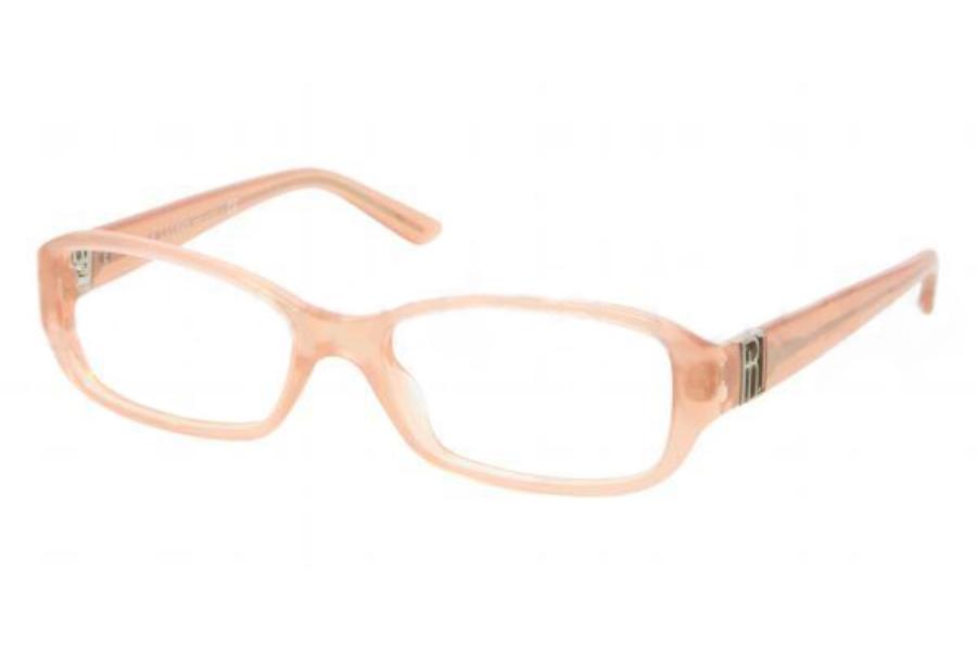 Ralph Lauren RL6085 Eyeglasses-5003 Dark Havana-52mm