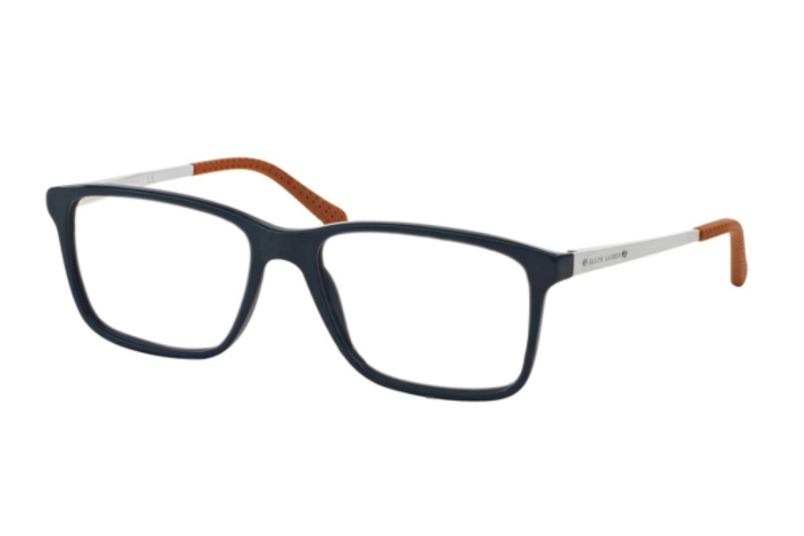 348b0bd9e2d ... Ralph Lauren RL 6133 Eyeglasses in 5465 Blue (54 Eyesize Only)  Ralph  Lauren RL 6133 Eyeglasses in 5001 Black ...