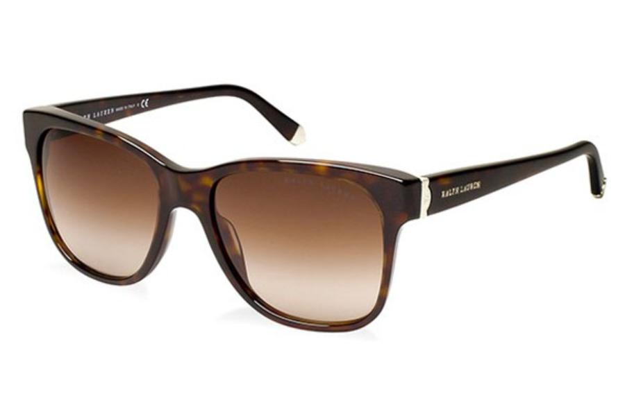 5365c2e03503 ... Ralph Lauren RL 8115 Sunglasses in 500313 Dark Havana Brown Gradient ...