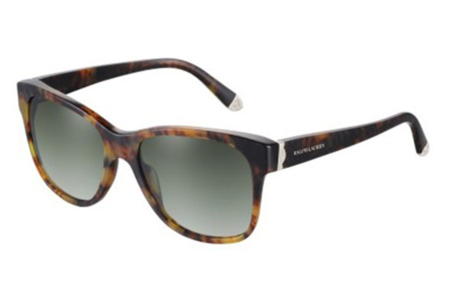 f92f5243171b ... Ralph Lauren RL 8115 Sunglasses in 50178E Jl Havana Green Gradient ...