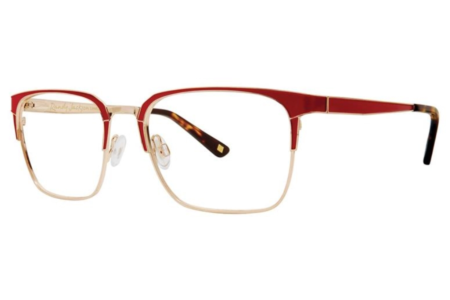 Randy Jackson Randy Jackson Limited Edition X141 Eyeglasses in 162 Red