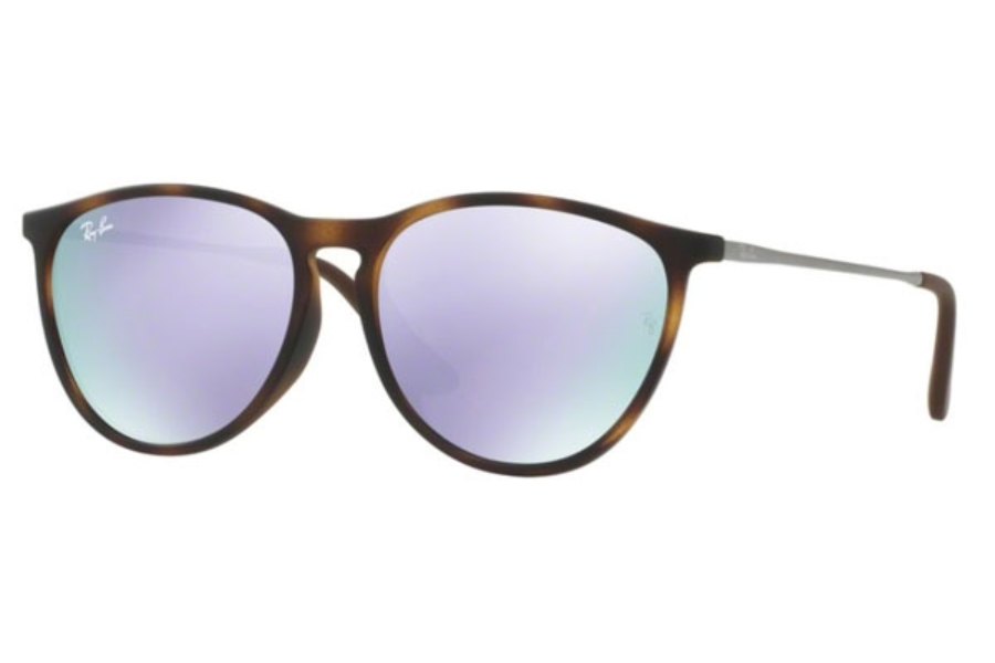 Ray-Ban Junior RJ 9060SF Sunglasses in 70064V Havana Rubber