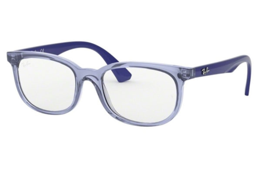 Ray-Ban Youth RY 1584 Eyeglasses in 3759 Trasparent Violet
