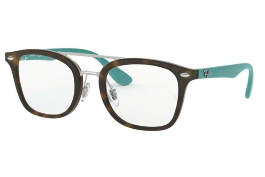 Ray-Ban Youth RY 1585 Eyeglasses in 3779 Matte Havana