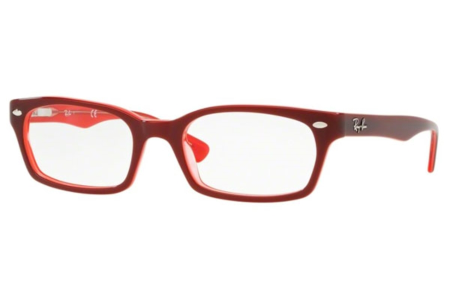 Ray-Ban RX 5150 Eyeglasses in 5777 Fuxia Pink Fuxia