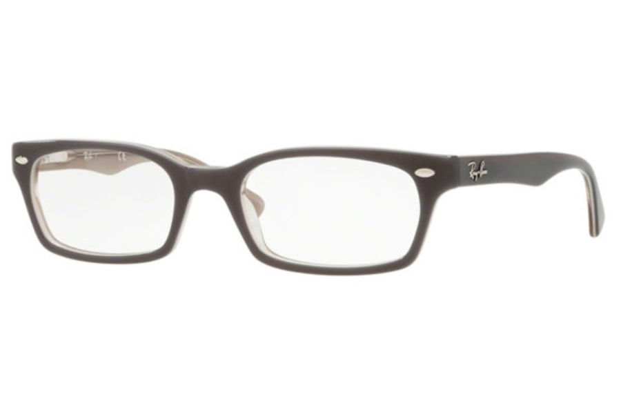 Ray-Ban RX 5150 Eyeglasses in 5778 Grey Ice Beige