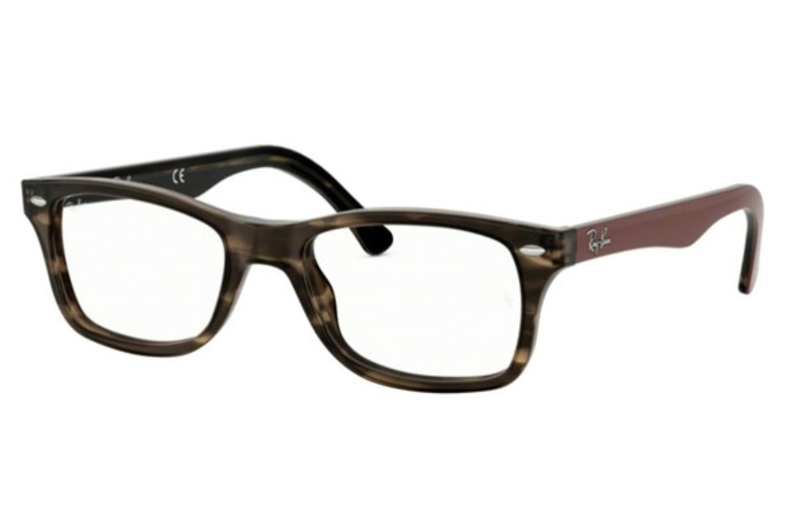 8da32197ee11 Ray-Ban RX 5228F Eyeglasses | FREE Shipping - Go-Optic.com