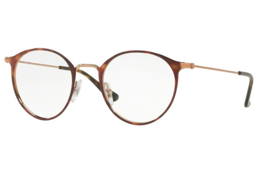 8df6796e2e1 ... Ray-Ban RX 6378 Eyeglasses in 2971 Copper On Top Havana ...