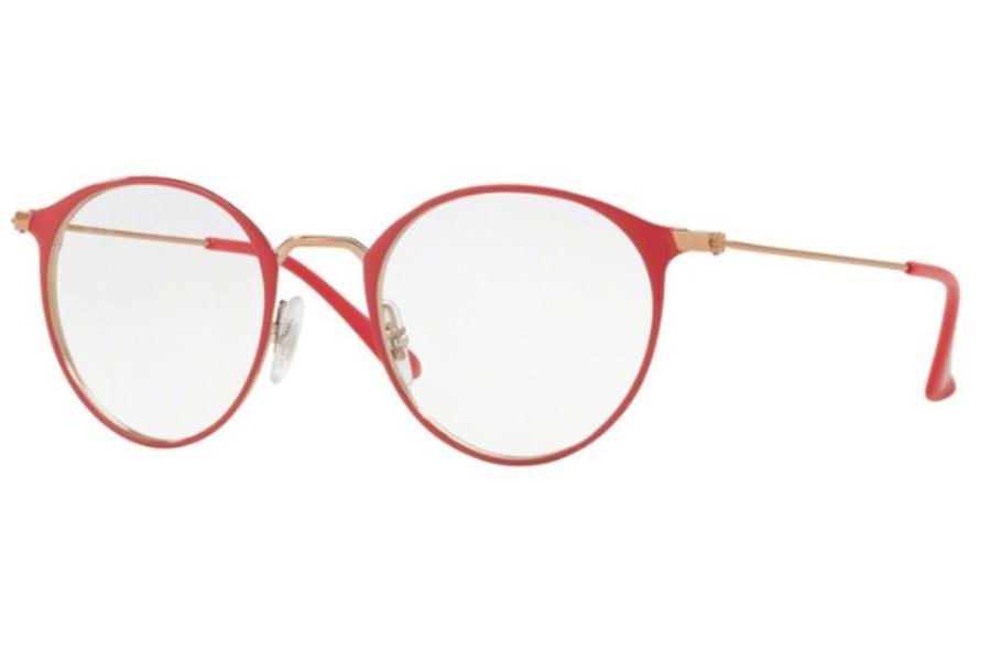 Ray Ban Rx 6378 Eyeglasses Free Shipping Go Optic Com