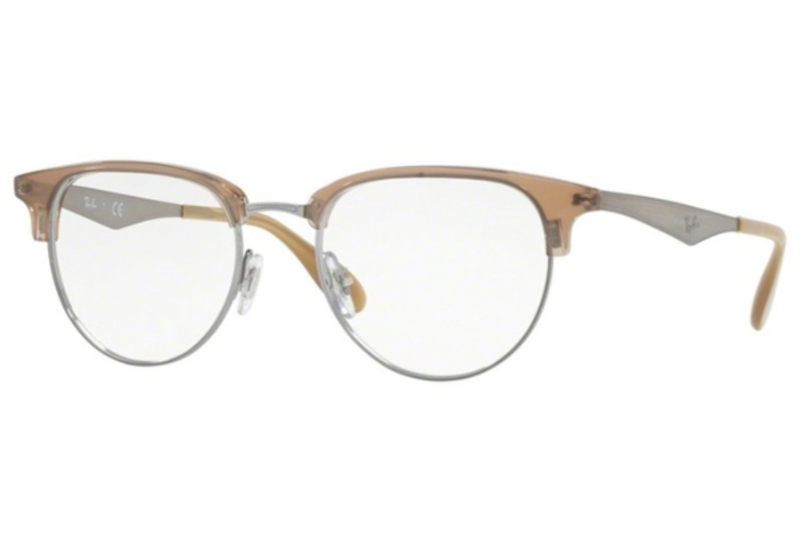 25065a8c6a ... Ray-Ban RX 6396 Eyeglasses in 2935 Gunmetal ...