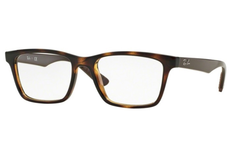 Ray-Ban RX 7025 Eyeglasses in 5577 Havana