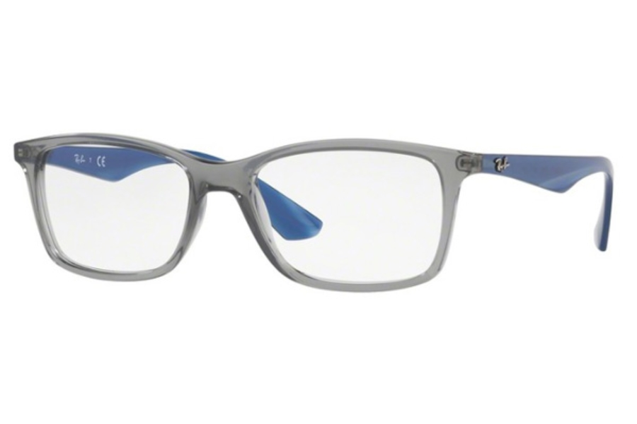 Ray-Ban RX 7047 Eyeglasses in 5769 Trasparent Grey
