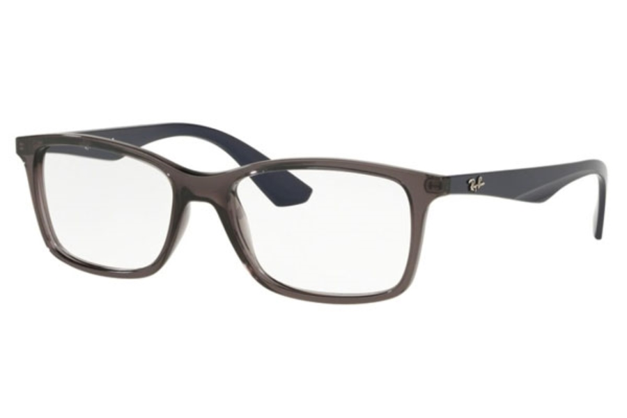Ray-Ban RX 7047 Eyeglasses in 5848 Transparent Grey