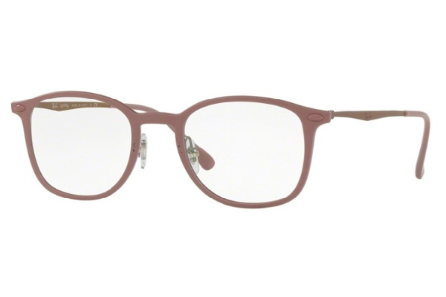 Ray-Ban RX 7051 Eyeglasses in 5690 Matte Turtledove