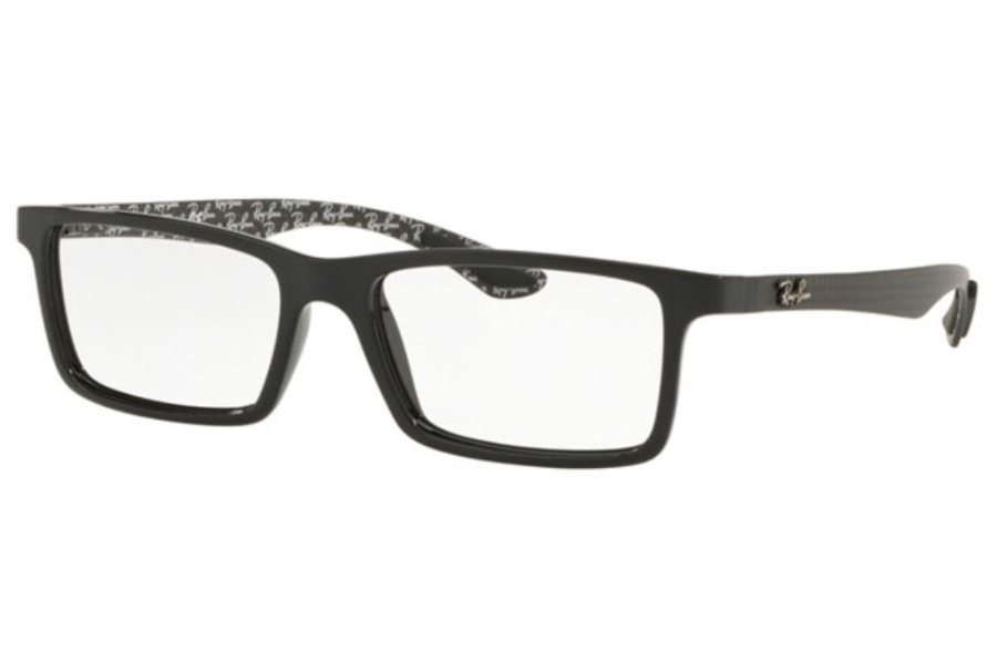 Ray-Ban RX 8901 Eyeglasses in 5843 Black