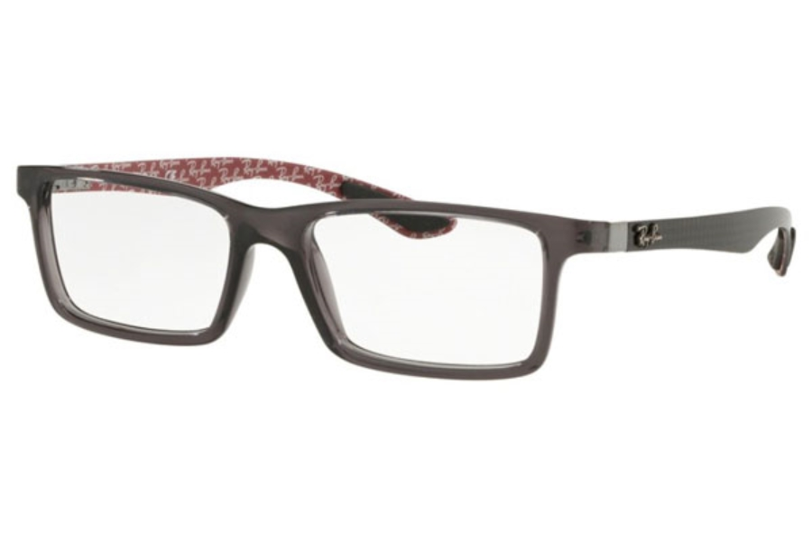 Ray-Ban RX 8901 Eyeglasses in 5845 Transparent Grey