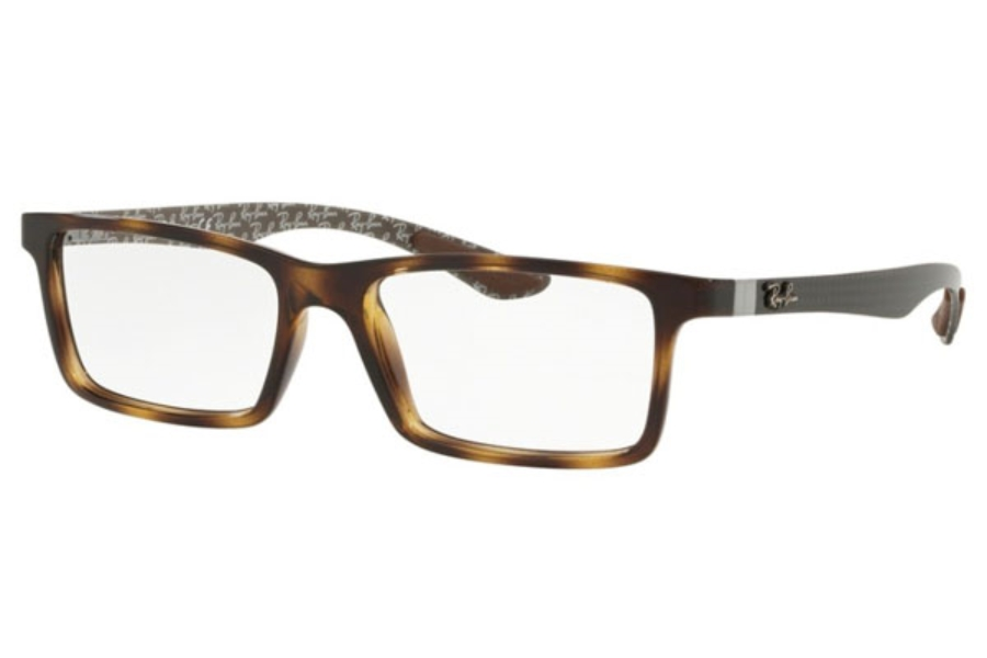 Ray-Ban RX 8901 Eyeglasses in 5846 Havana (53 Eyesize Only)