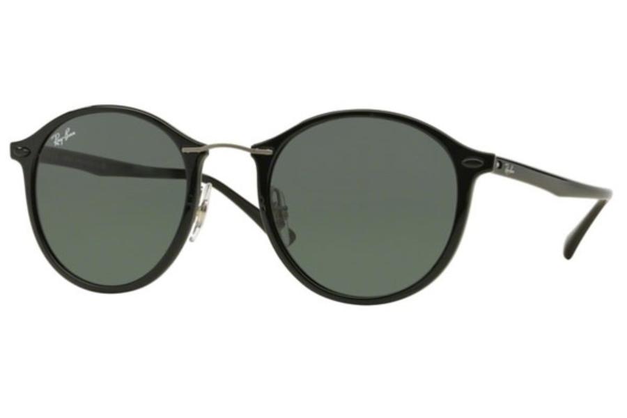 9df9c828ae ... Black Polar Green  Ray-Ban RB 4242 Sunglasses in Ray-Ban RB 4242  Sunglasses ...
