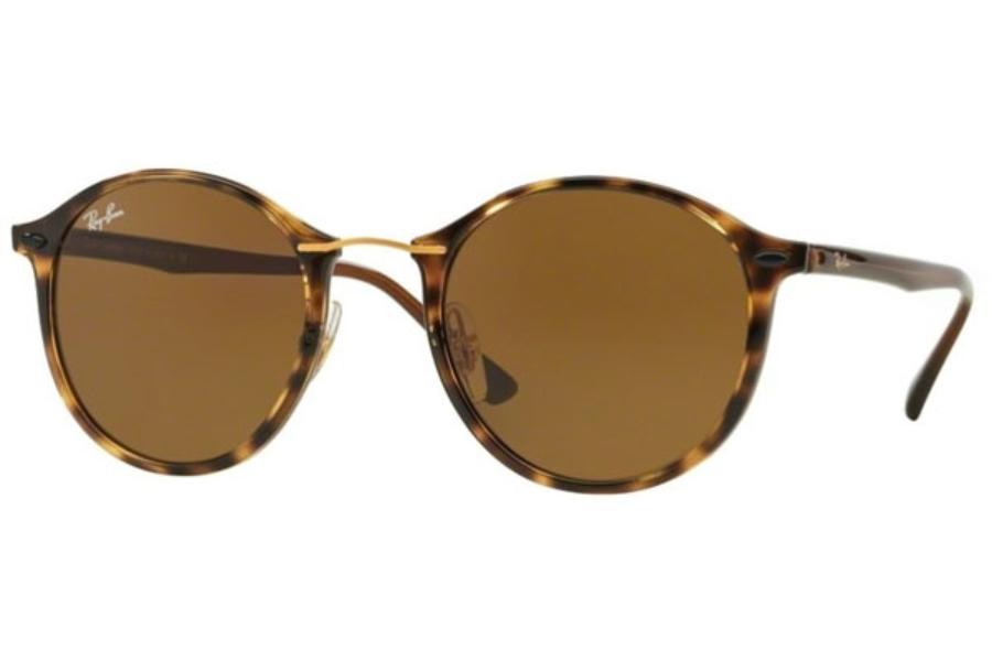 9a4aea58f1 ... Ray-Ban RB 4242 Sunglasses in 710 73 Havana Brown ...
