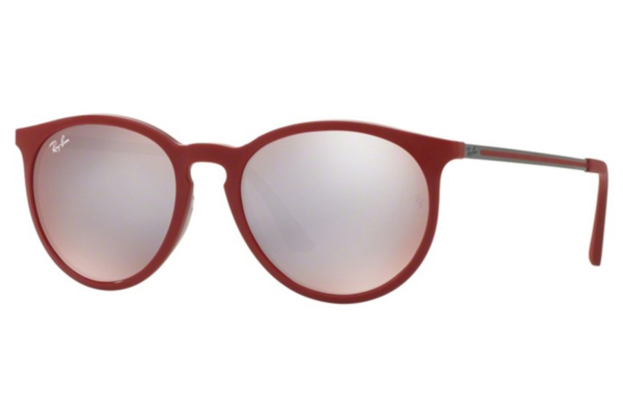 273a054735d ... Havana Rubber   Gradient Brown  Ray-Ban RB 4274 Sunglasses in 6261B5  Bordo   Bordo Light Flash Grey ...