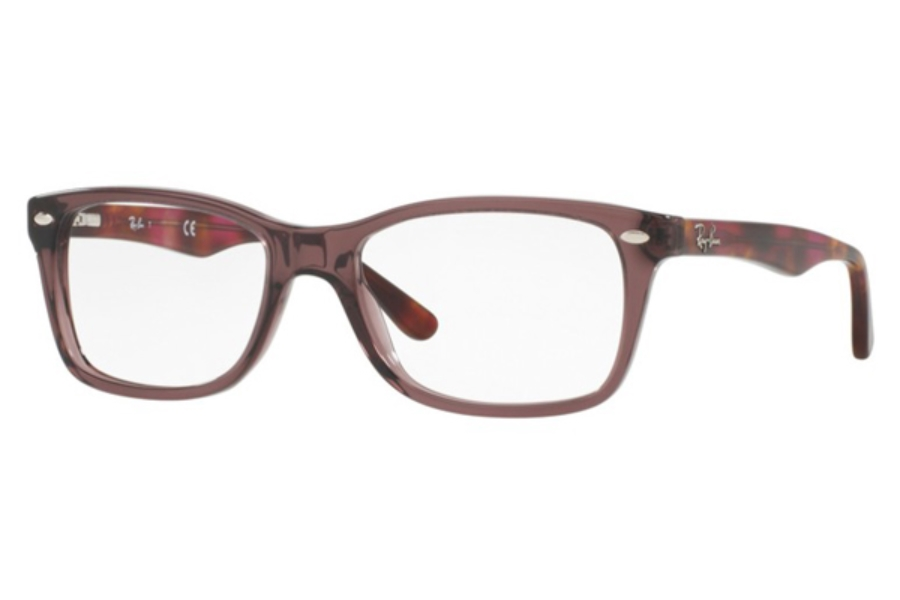 Ray-Ban RX 5228 Eyeglasses in 5628 Opal Brown