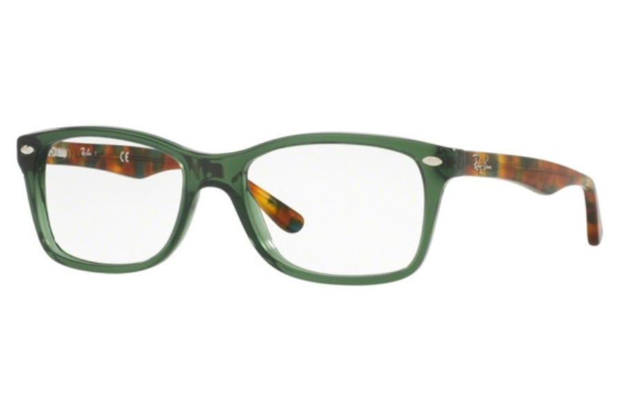 Ray-Ban RX 5228 Eyeglasses in 5630 Opal Green