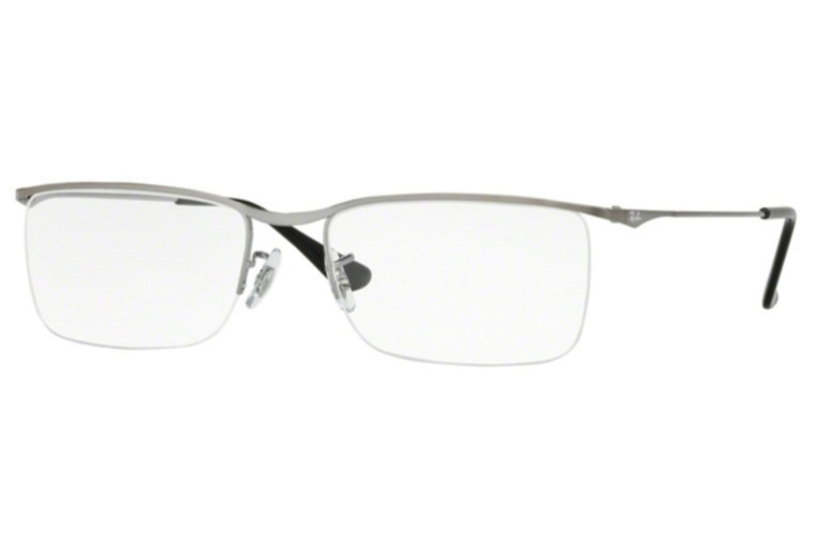 Ray-Ban RX 6370 Eyeglasses in 2502 Gunmetal