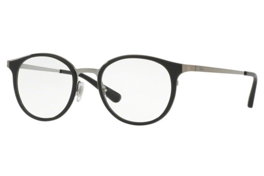 Ray-Ban RX 6372M Eyeglasses in 2502 Brushed Gunmetal