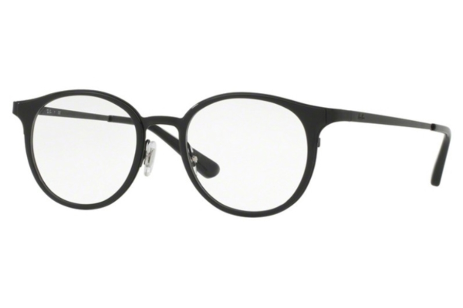 Ray-Ban RX 6372M Eyeglasses in 2509 Shiny Black