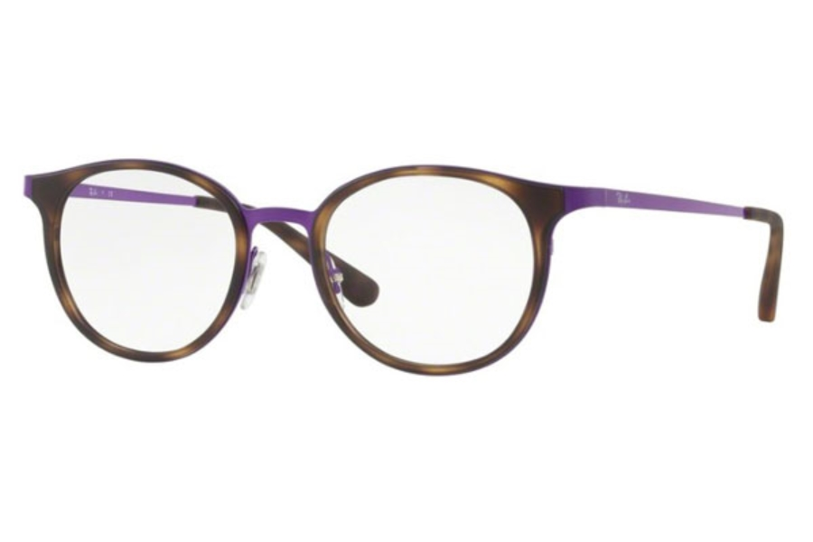 Ray-Ban RX 6372M Eyeglasses in 2956 Violet