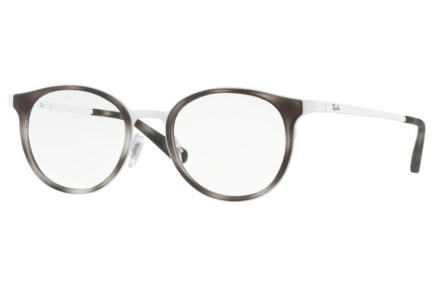 Ray-Ban RX 6372M Eyeglasses in 2957 White