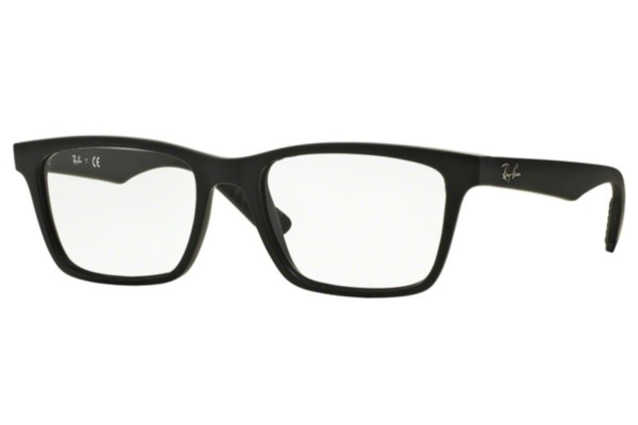 Ray-Ban RX 7025 Eyeglasses in 2077 Matte Black