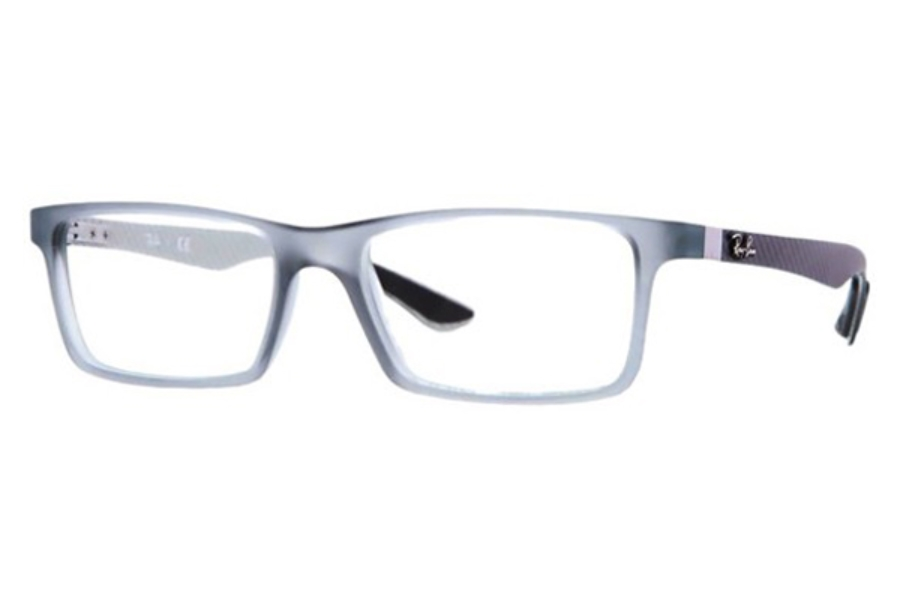 Ray-Ban RX 8901 Eyeglasses in 5244 Demi Gloss Grey
