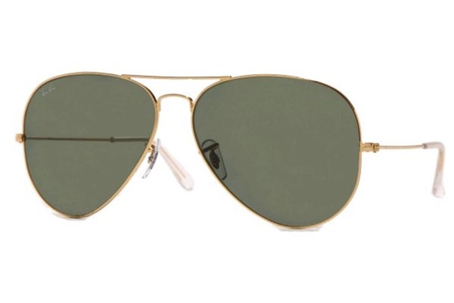 Ray-Ban RB 3026 (Aviator Large Metal II) Sunglasses in Ray-Ban RB 3026 (Aviator Large Metal II) Sunglasses