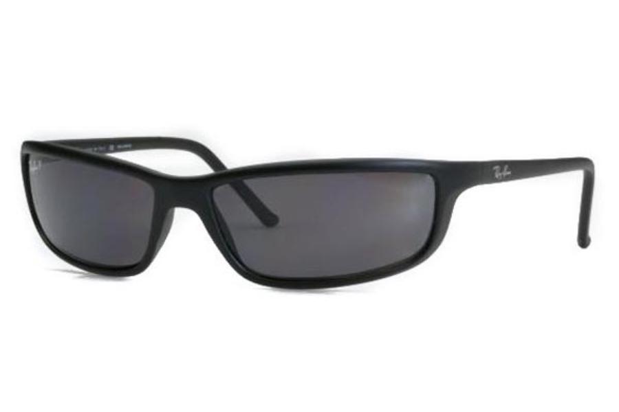 dd7025a995f14 Ray-Ban RB 4034 (Predator 18 Polarized) Sunglasses in Matt Black  polarized  ...