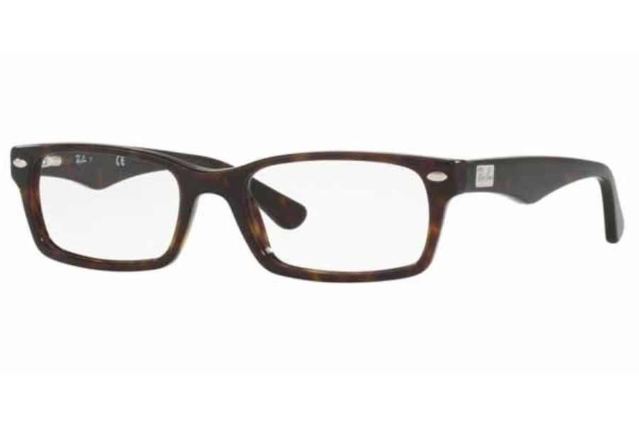 d0c08807d231c ... Ray-Ban RX 5206 Eyeglasses in 2012 Dark Havana ...